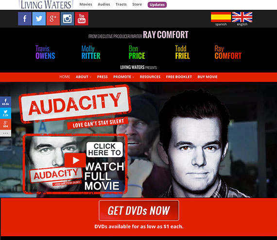 AudacityMovie.com