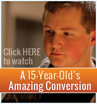A 15-Year-Old's Amazing Conversion