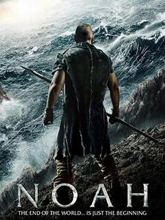 Noah - starring Russell Crowe