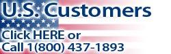 U.S. Customer - 1(800)437-1893